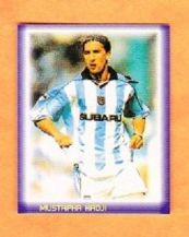 Coventry City Mustapha Hadji Morocco (P)